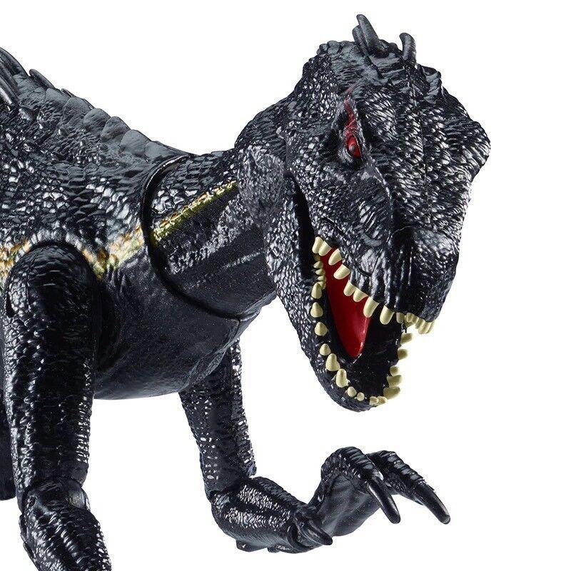 Mattel Jurassic World 2 caído Reino indoraptor Dinosaurio Figura Regalo De Navidad