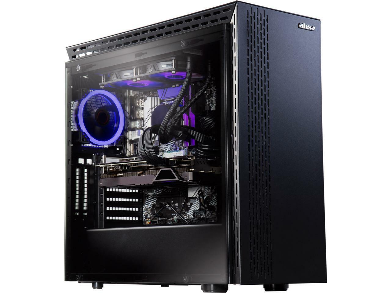 ABS Gladiator Gaming PC - Intel i7 10700K - GeForce RTX 3070 8GB - G.Skill Tride