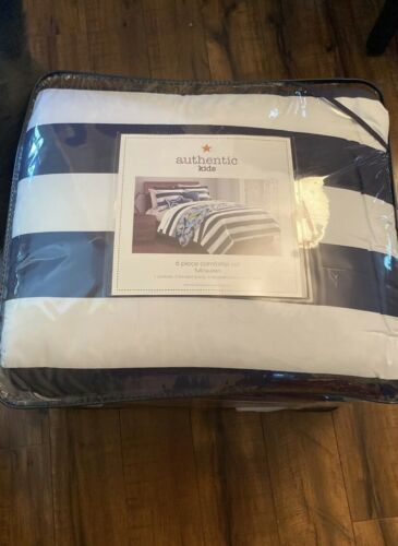 Authentic Kids 6 Piece Comforter Set