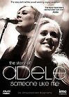 Adele - Someone Like Me - Story of (DVD, 2012)