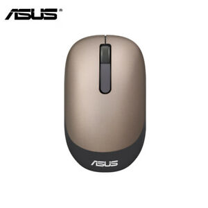 ASUS-WT205-wireless-optical-mouse-portable-game-office-mouse-Gold
