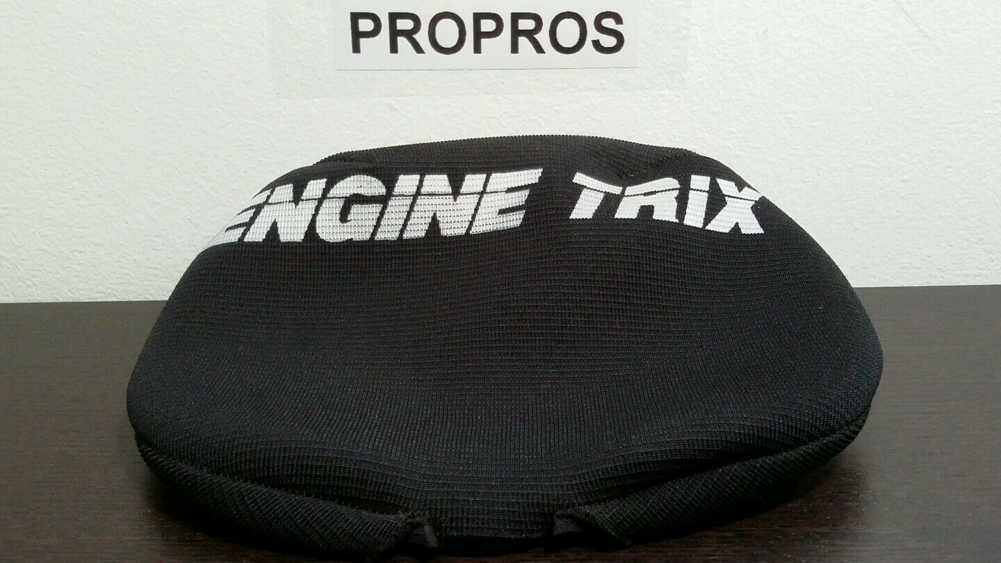 ENGINE TRIX gas tank cover LIZARD SKIN Goped scooter GSR bre nuovo EXCLUSIVE