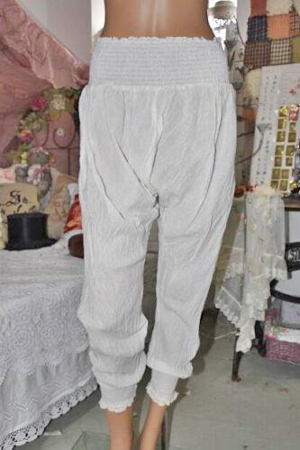 Les Ours Cotton ecru Hose // Pants Fanfan