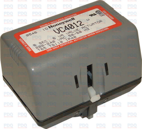 Honeywell VC4012 Baxi Combi 80 100 133 il plus 3 voies vanne actionneur 243341-NEUF