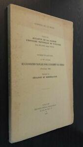 Sciences Della Terra Notiziario Histoiire Naturale Toulouse 1950 Toulouse Spilla