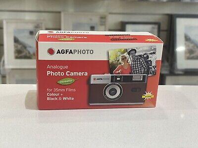 AGFA PHOTO Camera Reusable 35mm Film - Analogue Photo ...