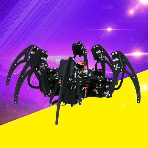 Six Legs Alum Hexapod Spir Robot Frame  for