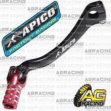 Apico Black Red Gear Pedal Lever Shifter For Honda CRF 450R 2003 Motocross MX