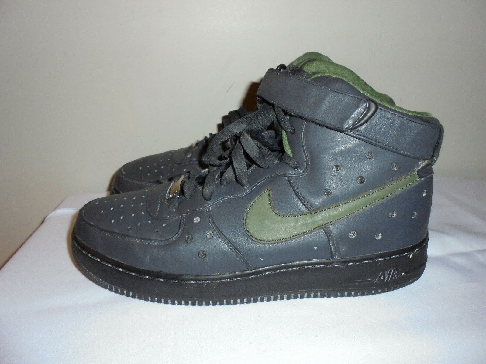 nike air force 1 prime élevée 317312031 charles charles charles barkley pack anthracite taille 10 | Moins Coûteux  408286