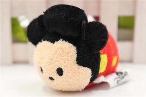 2017-New-Disney-Tsum-Tsum-Mickey-Mouse-Mini-3-5-034-Plush-Toy-Doll
