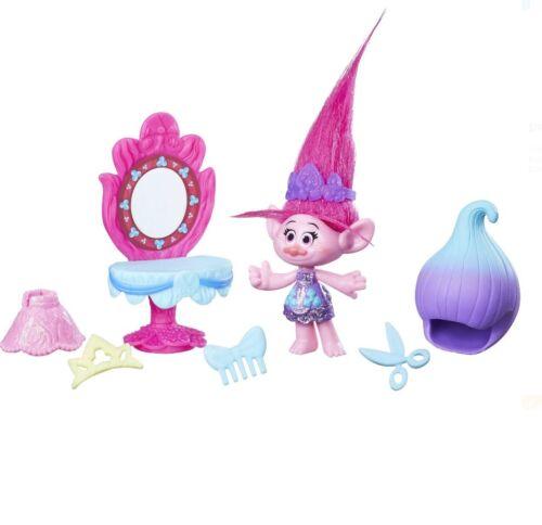 DreamWorks Trolls Story Pack Playset-style Poppy ensemble NEUF