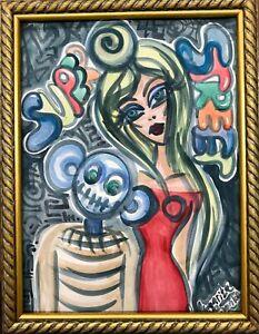 Margarita-Bonke-Malerei-PAINTING-Bild-Illustration-akt-Street-Art-Graffiti-Pop-1