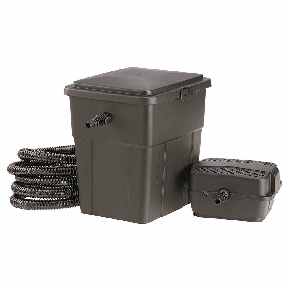 Oase Pontec PondoClear Set 4000 Box Filter Pump UV Koi Fish Pond Complete