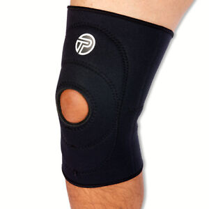 d5a0317efc Image is loading PRO-TEC-ATHLETICS-Open-Patella-Knee-Sleeve-Compression-