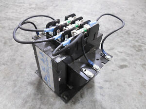 Details about USED Acme TA2-81215-F3 Industrial Control Transformer 500VA