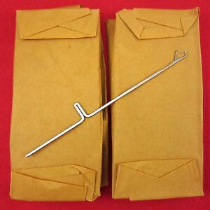 Neu-200-Nadeln-fuer-Strickmaschinen-Brother-KH260-KH270-Knitting-Machine-Needles