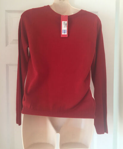 Marks 18 Jumper Bnwt Christmas Mix Size Red Spencer 8 qHqrSv