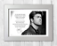 George-Michael-with-lyrics-034-Careless-Whisper-034-A4-reproduction-autograph-poster thumbnail 4