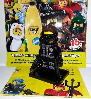 71013 Spion LEGO Minifigures Serie 16