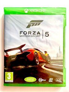 Forza-Motorsport-5-Warfare-Xbox-One-Neuf-Scelle-Nouveau-Scelle-Neuf-Eur
