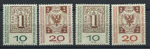 Allemagne-RFA-N-181-84-MNH-1959-Exposition-034-Interposta-034