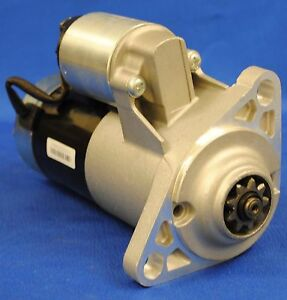 REF:M1T66081// SBA18508-6550 NEW  AGRICULTURAL TRACTOR STARTER// 18395
