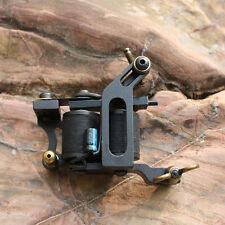 coil tattoo machine tattoo gun for shader handmade cast iron frame