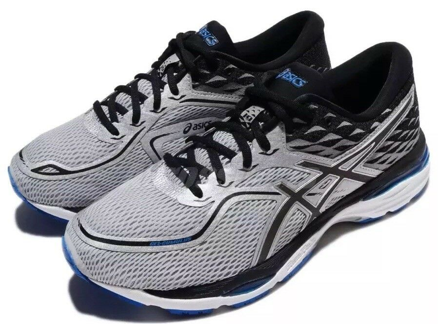 Asics T7B3N GEL Cumulus 19 Grey   bluee Men's Running shoes Size 11 New In box