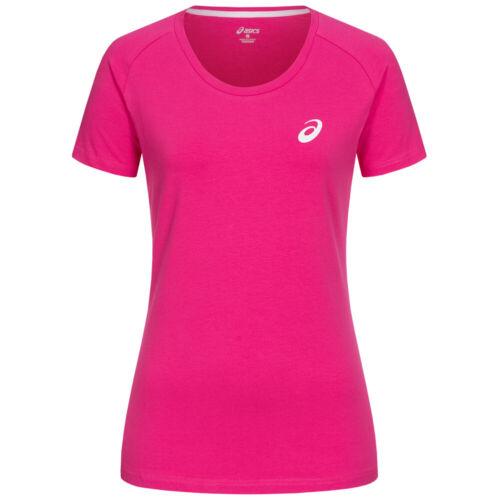 Asics Essentials Solid Femmes Course Sport Entraînement Haut Shirt 130809-0286 nouveau
