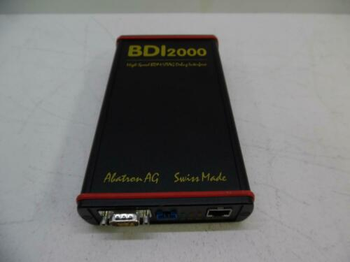 Abatron AG BDI 2000 C High Speed BDM//JTAG Debug Interface