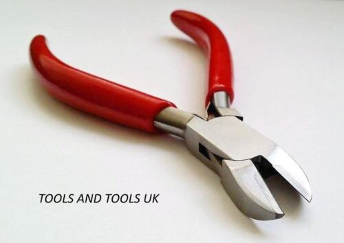 HIGH QUALITY JEWELRY DIAGONAL SIDE WIRE CUTTER PLIERS WITH TUNGSTEN CARBIDE TIPS