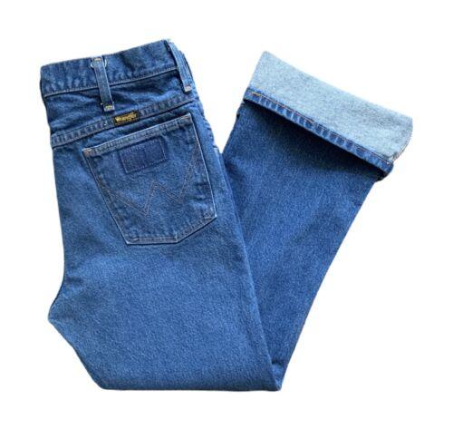 Wrangler Jeans Vintage Wrangler Jeans Wrangler Hi… - image 1