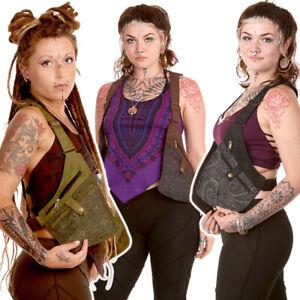 Holster-Money-Belt-Shoulder-rave-bag-festival-arm-pocket-belt-psy-trance-belt