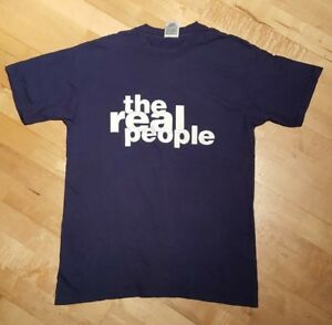 Real-People-T-Shirt-Original-Deadstock-M