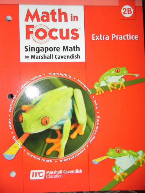 Math in Focus Singapore Math: Assessments (2009, Paperback)
