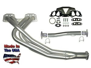 Details about LC Engineering- 1041030 - Street Header Kit 2wd 22R 22RE  1985-1995