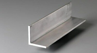 "2/"" x 3/"" Aluminum Angle 6061 T6 x 60/""-Long x 3//8/""Thick-/>2/"" x 3/"" x 3//8/"" 6061Angle"
