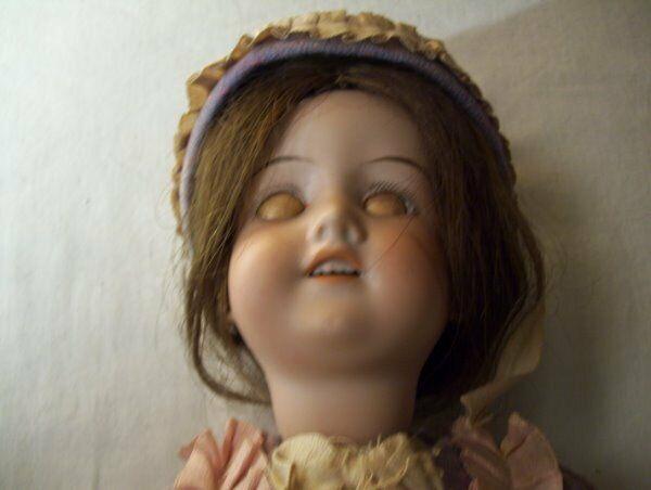 Antique Aruomod Marseille Bisque  bambola DRGM 246 1 ..Geruomoy  Offriamo vari marchi famosi