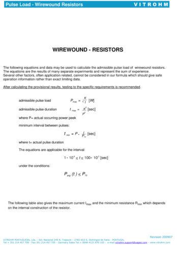 1.8 Ohm 7W 10/% Wirewound Resistor Axial Square Ceramic 210-044 VTM Multi-Qty
