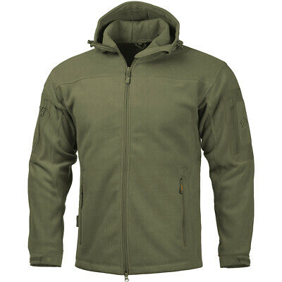 Pentagon Homme Arkos Pull Polaire Olive Taille 3XL