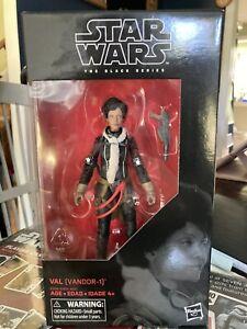 "Star Wars Val The Black Series 6/"" Figure Brand New Vandor-1"