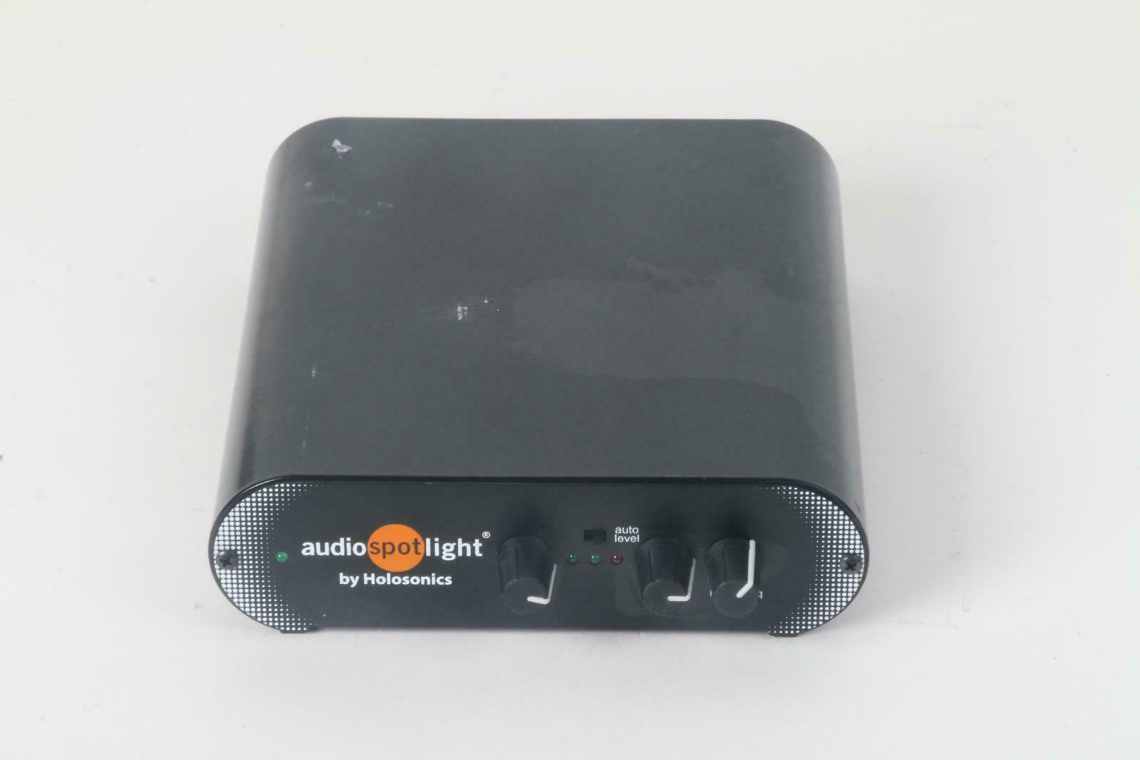 Holosonic AS-24-X Audio Punkt Licht Professionell Sound Träger Controller System
