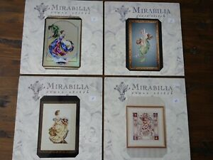 26-SEALED-Mirabilia-Cross-Stitch-Charts-most-out-of-Print-You-Chose