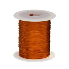 26 Awg Gauge Enameled Copper Magnet Wire 4 Oz 315 Length 00182 240c Nat