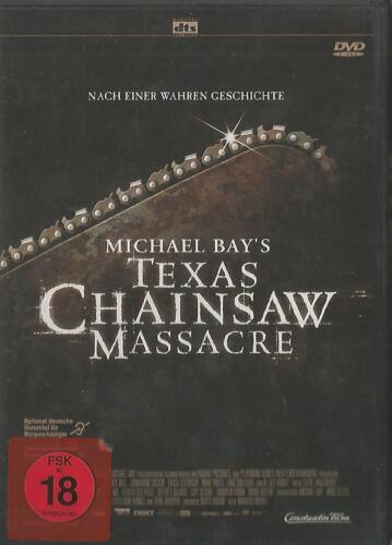 1 von 1 - DVD - Michael Bay`s Texas Chainsaw Massacre / #9785