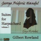 Suites for Harpsichord Vol.1 von Gilbert Rowland (2011)