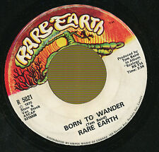RARE EARTH 45 TOURS CANADA HERE COMES THE NIGHT