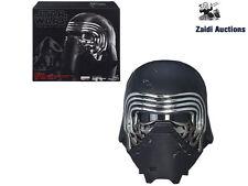 Star Wars Black Series KYLO REN Voice Changer Helmet Prop Replica Brand New