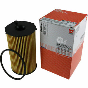 Ölfilter MAHLE KNECHT OX 205//2D