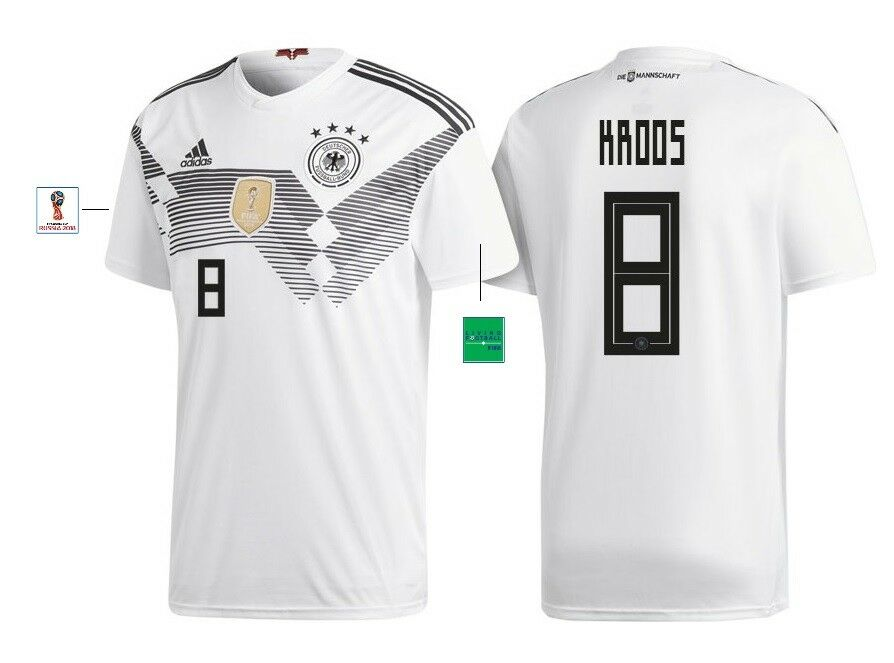 Trikot Adidas DFB WM 2018 Home - Kroos 8  Deutschland Germany